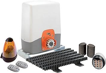 SCS Sentinel ACCESS 3 COMFORT+ Puerta corredera motorizada, gris: Amazon.es: Bricolaje y herramientas