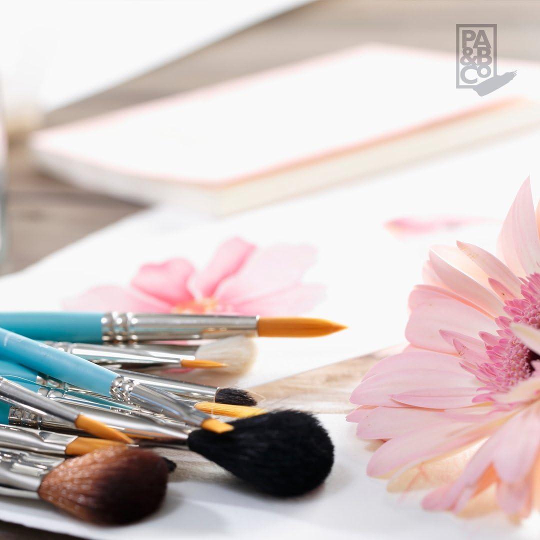 Darice 10011477 Artiste Dagger Striper Brush