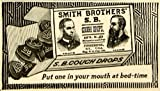 1921 Ad Smith Brothers