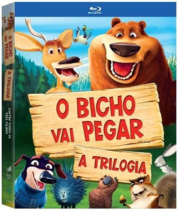 Trilogia O Bicho Vai Pegar Martin Lawrence Amazon Com Br Dvd