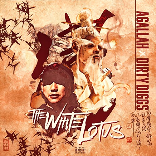 Agallah And Dirty Diggs - The White Lotus - CD - FLAC - 2018 - FrB Download