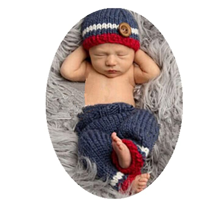 ed1eb242bd8a2 Amazon.com: Baby Photography Props Christmas Boy Girl Photo Shoot ...