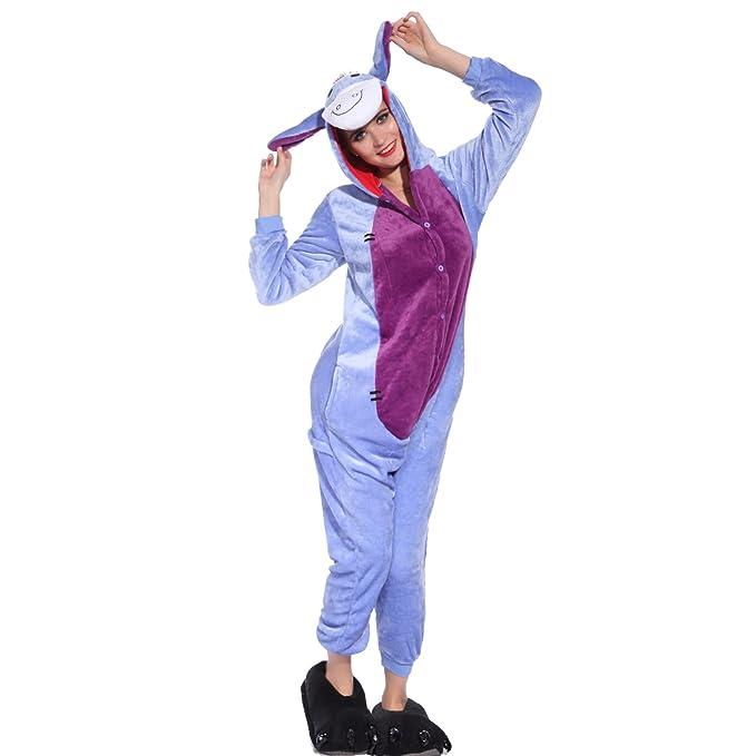 Mujer Hombre Adulto Arsch kostuem Kigurumi kostuem Pijama Pijama Jumpsuit tierkostuem Chándal Arsch M