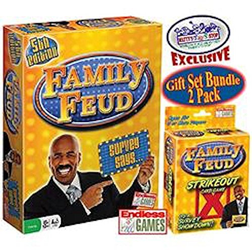 family feud board game 5th edition - 5