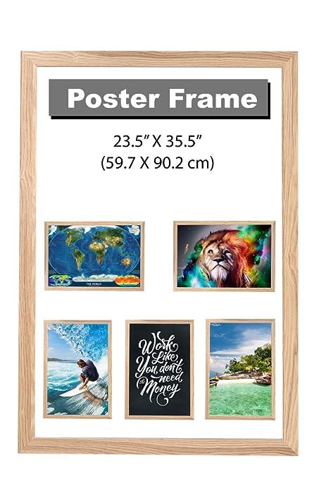 Amazon.com: Premium MDF Poster Frame 24\