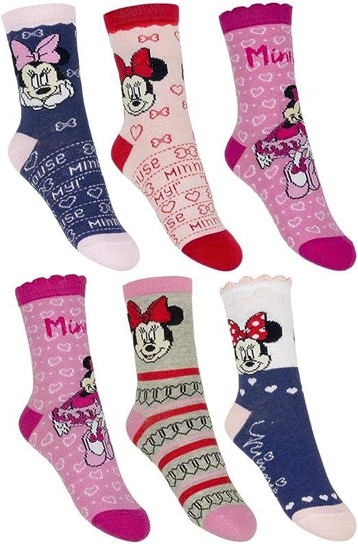 Minnie para ni/ña Calcetines