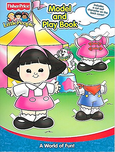 Little People Model and Play Book: A World of Fun! pdf