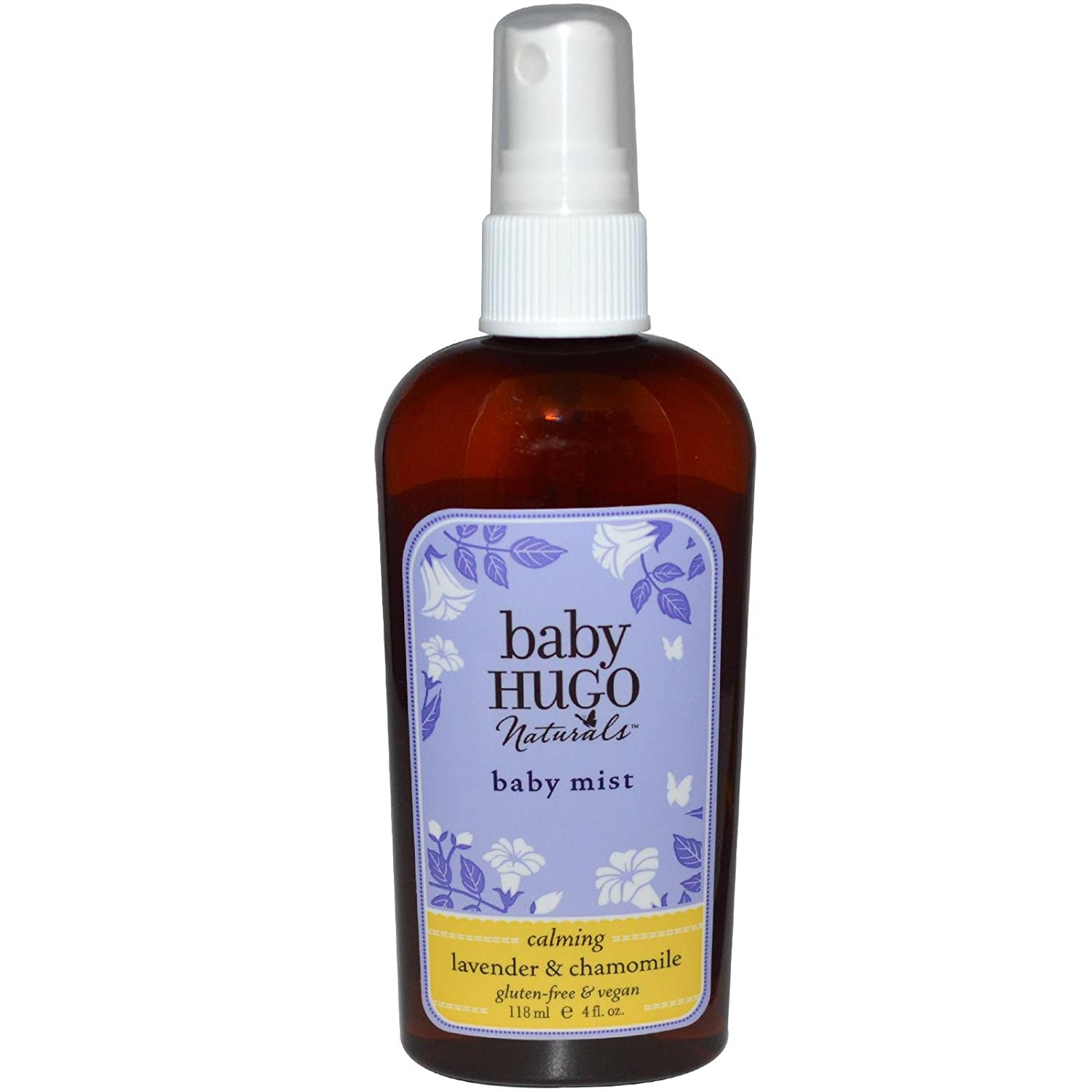 Baby Mist (Lavender & Chamomile) DM Natural Products Inc. 879779002238