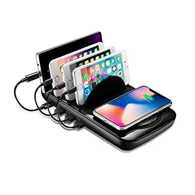 Review Wireless Charging Station for