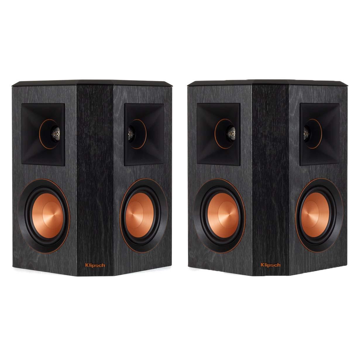 Klipsch RP-402S Reference Premiere Surround Speakers - Pair (Ebony)