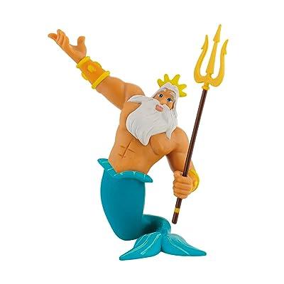 12354 - BULLYLAND - Walt Disney La Petite Sirène - Figurine Triton