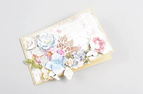 Image Unavailable Not Available For Colour Unusual Handmade Wedding Envelope Scrapbook Ideas Greeting Card Designs