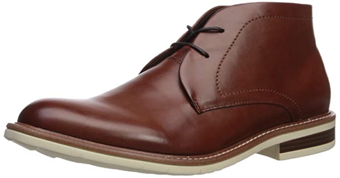 Kenneth Cole Reaction Klay Flex Chukka Cognac