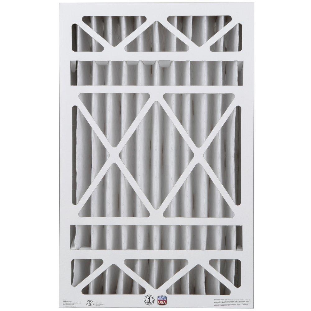 "BestAir HW1625-8R Furnace Filter, 16"" x 25"" x 4"", Honeywell Replacement, MERV 8, 3 pack"