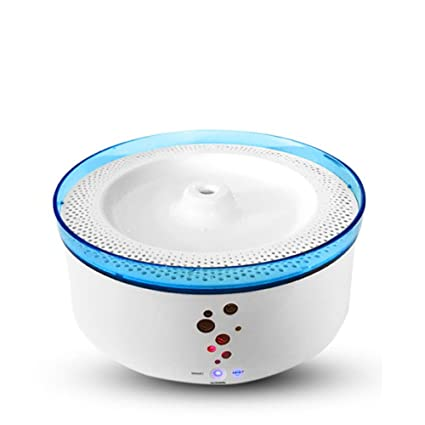 MUJING Dispensador De Agua Dulce De Circulación Automática para Gatos Y Cachorros
