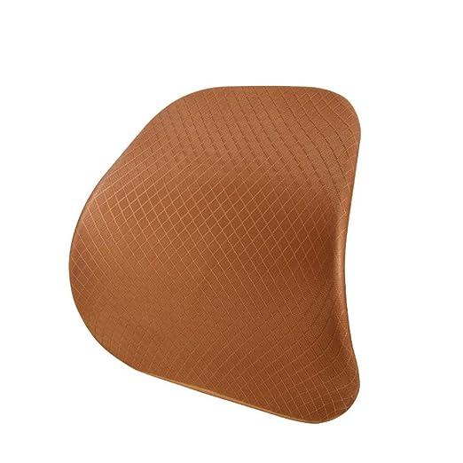 Cojín para la espalda para mejor apoyo lumbar lumbar lumbar ...