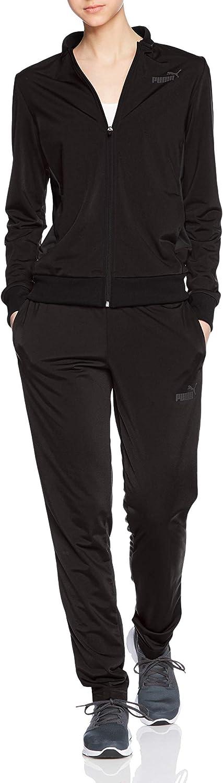 [プーマ] トレーニングウェア スーツ ジャケット パンツ 851960 [レディース] ブラック/ブラック (01) 日本 S (日本サイズS相当)