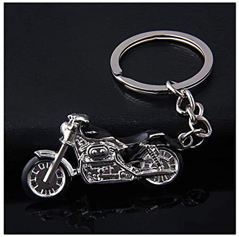 Amazon.com: Llavero para mujer de montaña, motocicleta ...