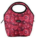 Nicole Miller of New York Insulated Lunch Cooler- Fushion Red 13 Tote