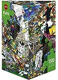 HEYE Puzzle  ヘイパズル  29575  eBoy  :  Rio  (1500 pieces)