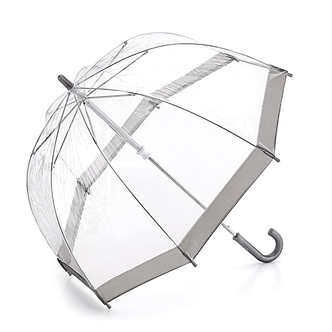 Paraguas de cúpula transparente, para niñ ...