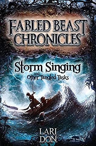 book cover of Storm Singing
