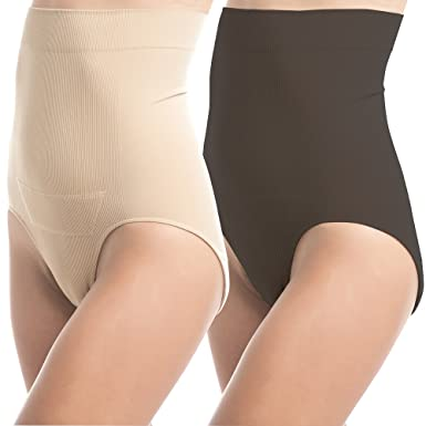 235a7ae71f UpSpring Baby C-Panty High Waist Incision Care C-Section Underwear 2-Pack