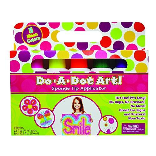 Do Dot Art Washable Fluorescent