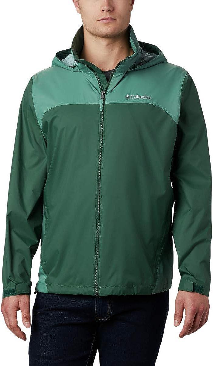Columbia Men's Glennaker Lake Packable Rain Jacket