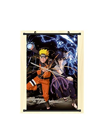 Amazon.com: LMM Japanese Anime Ninja Home Decor Cosplay Wall ...