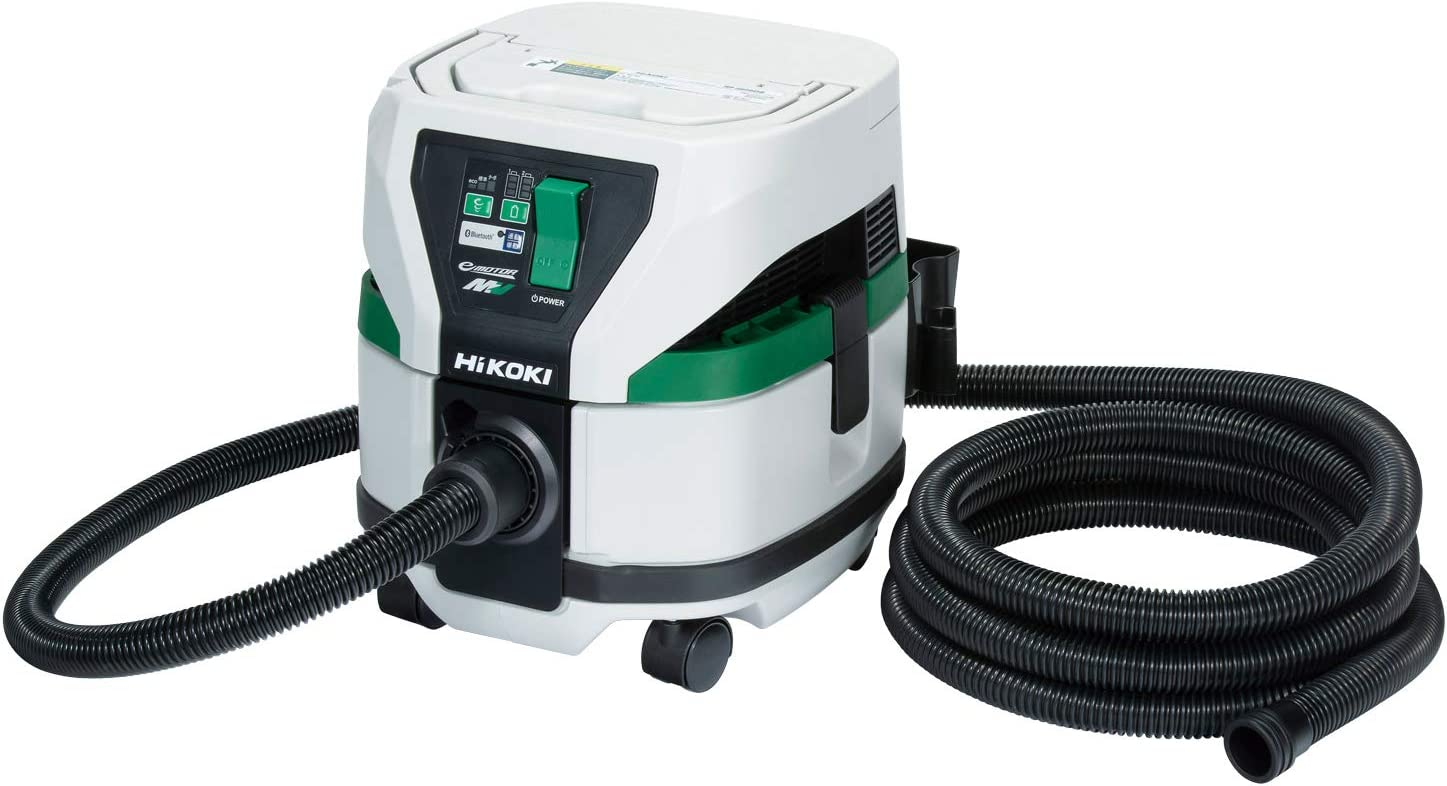 HiKOKI(ハイコーキ) 36Vコードレスクリーナ 充電式 マルチボルトシリーズ Blootooth無線連動付き 蓄電池、充電器付き RP3608DB(2WP)