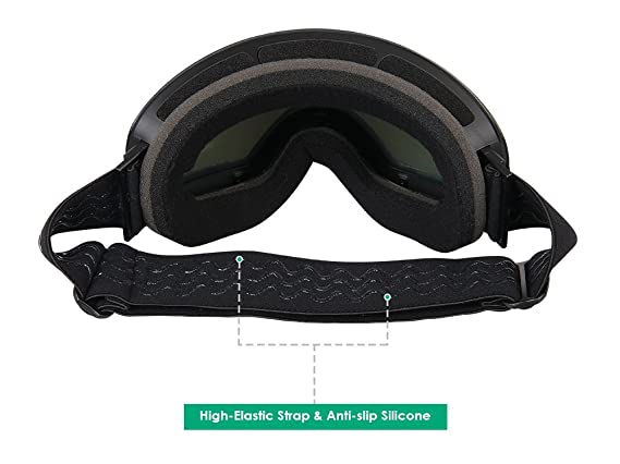 No Distortion /&Comfortable to Wear US Outdoor UV400 Cycling Sunglasses Goggles