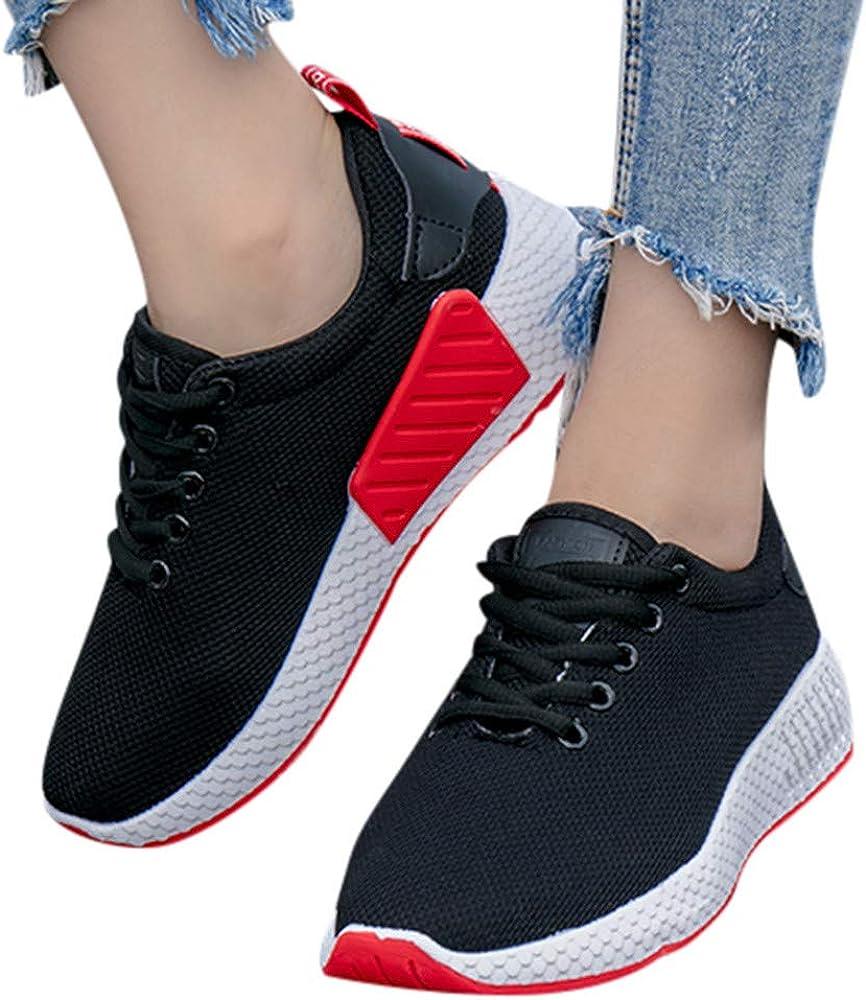 Berimaterry Zapatillas de Deporte Mujer - Zapatos Running Mujer ...