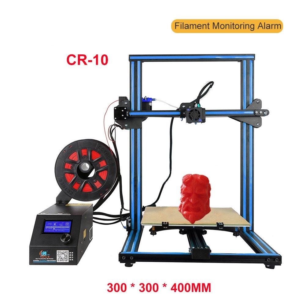HimanJie Impresora 3D para montar uno mismo, con accesorios, CR-10 ...