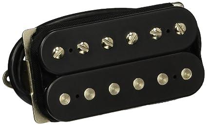 DiMarzio DP103FBK - Pastilla para guitarra eléctrica, color negro