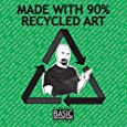 Basic Instructions  Volume 2: Made with 90% Recycled Art