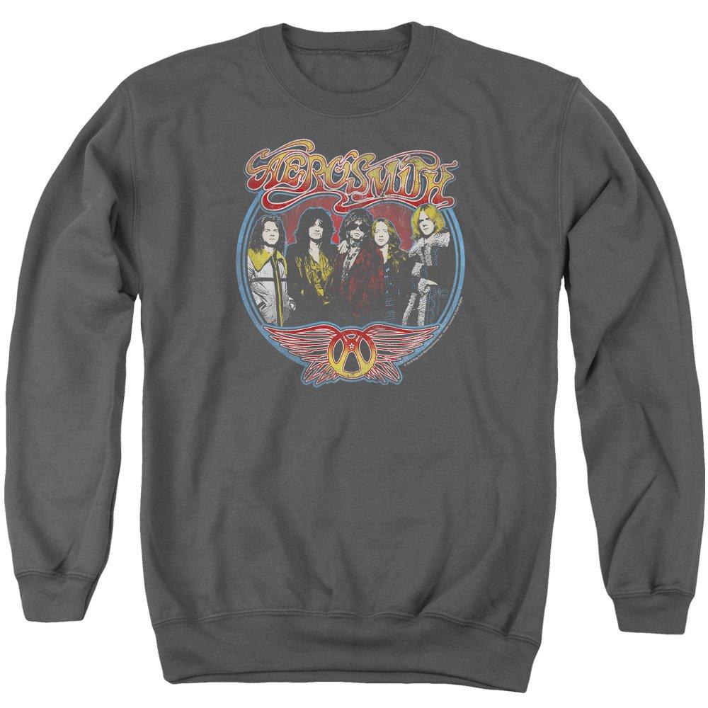 Aerosmith - - Retro-Gruppenpullover für Männer