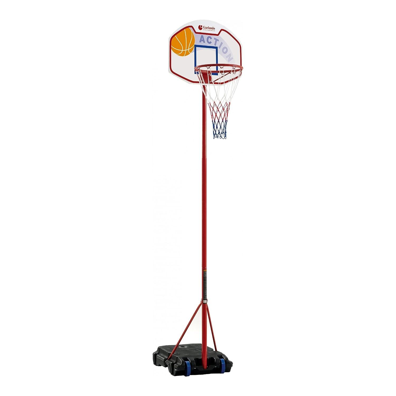 Garlando Impianto Basket Jr El Paso 160-210 cm B2_0458810 BA-21