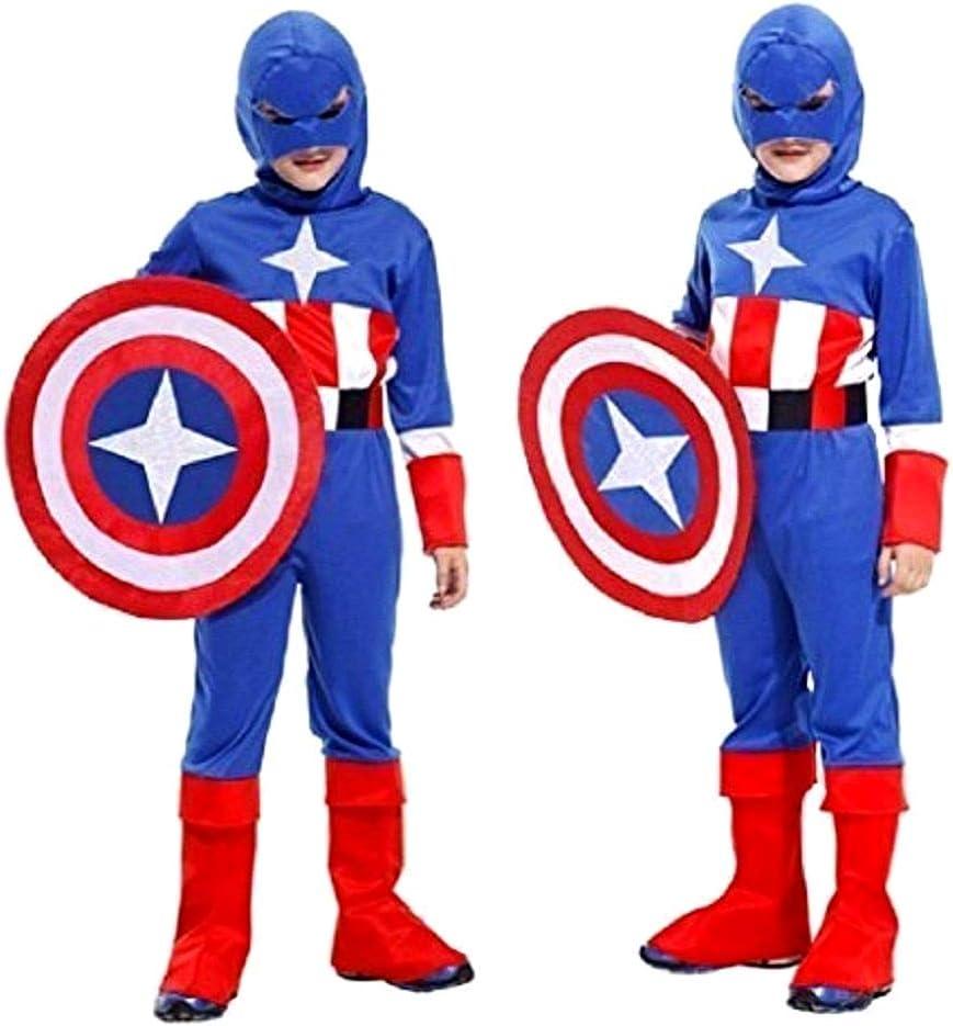 Disfraz - capitán américa - disfraces para niños - halloween ...