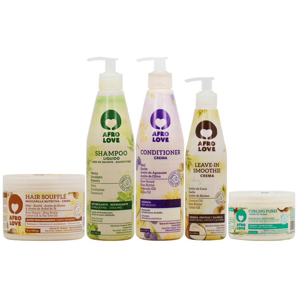 Image result for Afro Love Hair Products