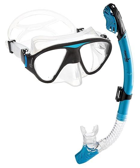 38b4253acfdd Speedo Adult Recreation Mask Snorkel Deluxe Set