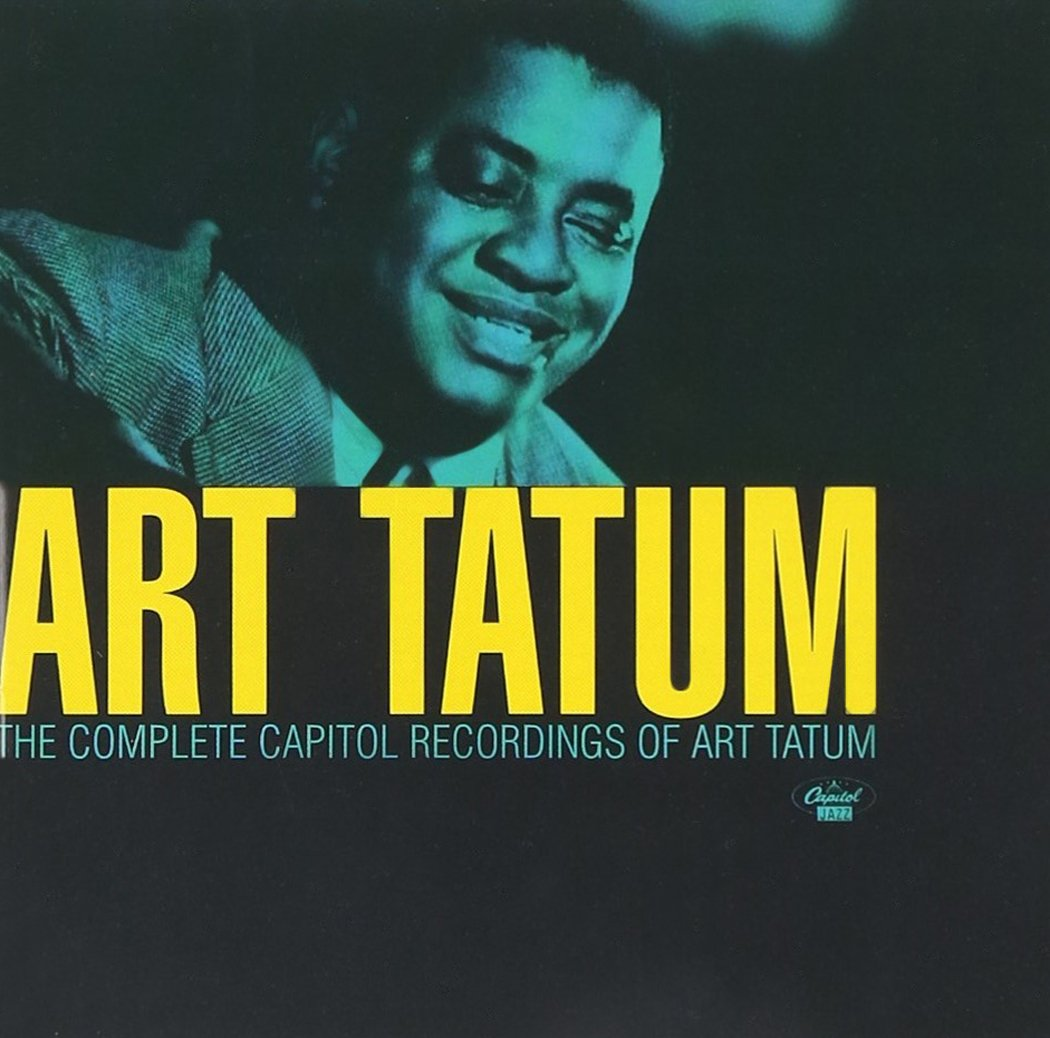 Complete Capitol Recordings of Art Tatum by Weston