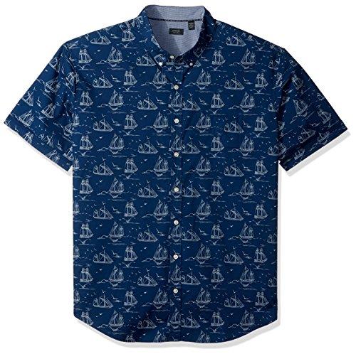 Arrow Short Sleeve Texture Shirts