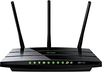 TP-Link Archer C7 AC1750 Wireless Gigabit Router