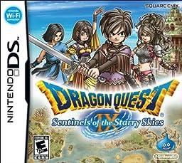NEW Dragon Quest IX DS