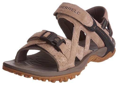 Merrell Kahuna III, Men Hiking Sandals, Beige (Classic Taupe), 6 UK