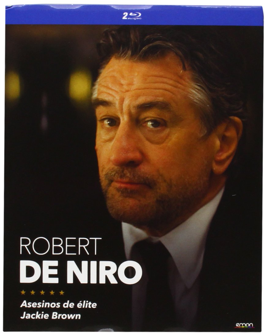 Pack: Robert De Niro [Blu-ray]: Amazon.es: Robert De Niro, Gary McKendry, Quentin Tarantino, Robert De Niro: Cine y Series TV