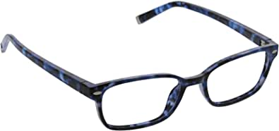 Peepers by PeeperSpecs Cooper Focus Rectangular Blue Light Filtering Reading Glasses