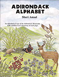 Adirondack Alphabet Book: An Alphabetical Tour of the Adirondack Mountains