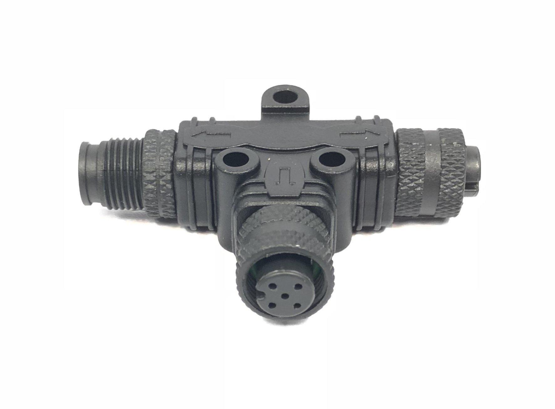 Fox Marine NMEA 2000 (N2k) Compatible T-Connector